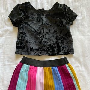 Baby girl dressy outfit